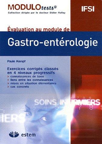 9782843713095: Gastro-entérologie
