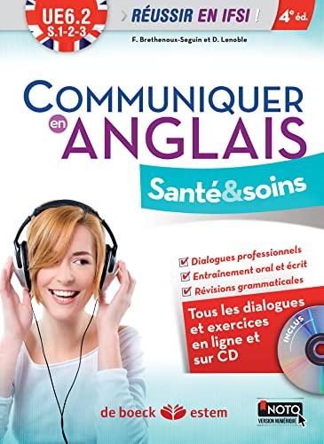 COMMUNIQUER ANGLAIS UE 6.2 SANTE SOINS: BRETHENOUX 4E ED 15