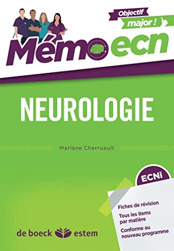 9782843717635: Neurologie - Mémo ECN