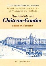 9782843730153: Chateau-Gontier. Documents Historiques Sur