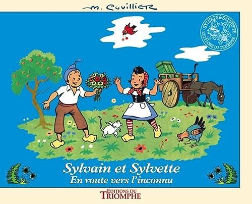 9782843780080: Sylvain et Sylvette 2 - En route vers l'inconnu