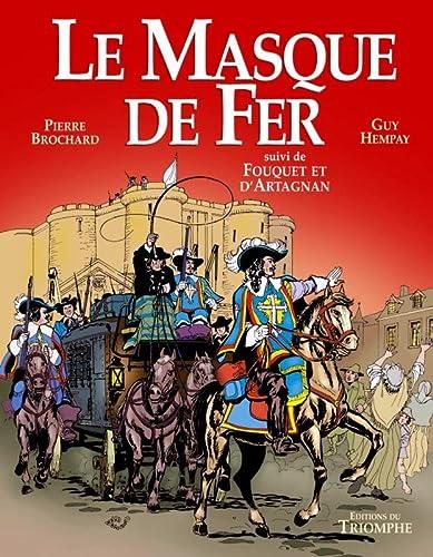 9782843780288: Le Masque de fer : Suivi de Fouquet et d'Artagnan