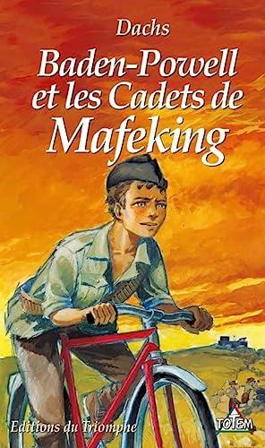 9782843781841: Baden-Powell et les Cadets de Mafeking