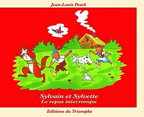 9782843785269: Sylvain et Sylvette, Tome 26 : Le repas interrompu