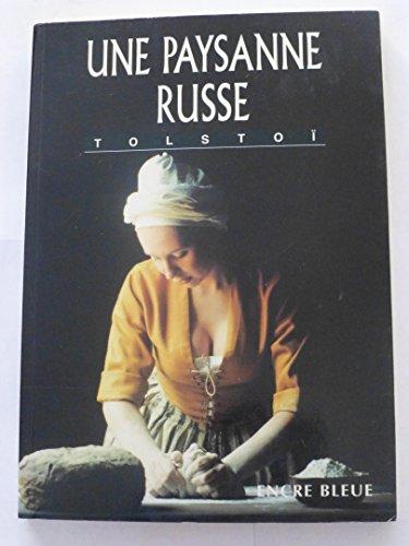 Une paysanne russe : Récit dicté par: Anisiâ Skvorcova