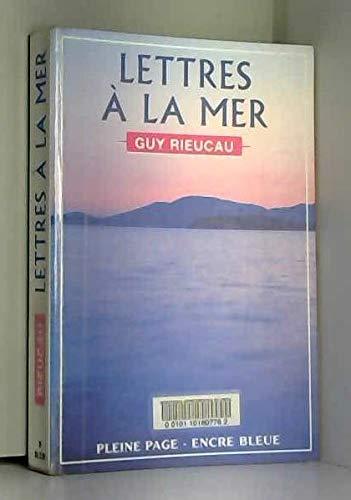 9782843792304: Lettres à la mer