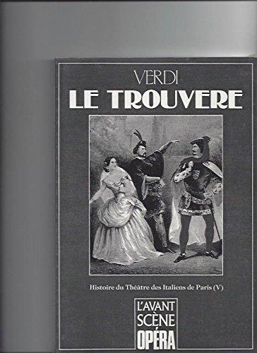 9782843850462: Le Trouvère