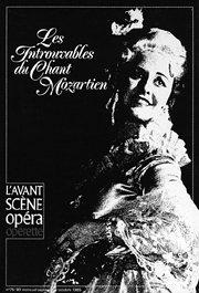 9782843850639: L'Avant-Scène Opéra, N° 79-80 : Les introuvables du chant mozartien