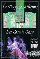 9782843852626: Rossini - Il viaggio a Reims (Le voyage � Reims) & Le Comte Ory