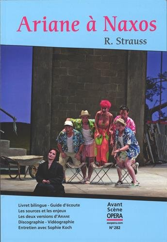 9782843853159: L'Avant-Scène Opéra, N° 282, Septembre-octobre 2014 : Ariane à Naxos