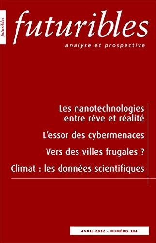 Futuribles, N° 384, Avril 2012 : Jouvenel, Hugues de,