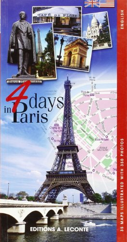 9782843890451: 4 days in Paris