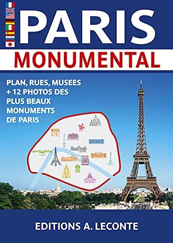 9782843890789: paris monumental