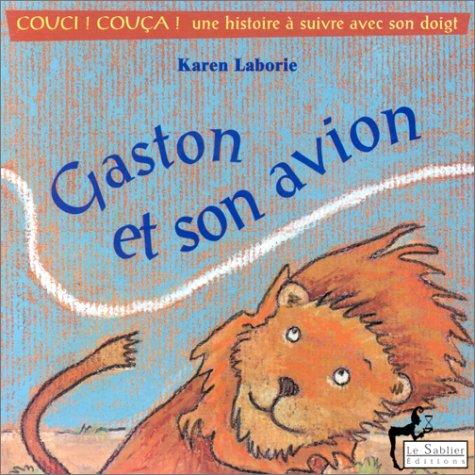 9782843900365: Gaston et son avion