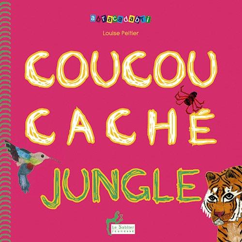 9782843901898: Coucou cache jungle