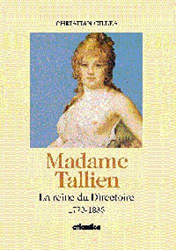 9782843941214: Madame Tallien: La reine du Directoire : biographie (French Edition)