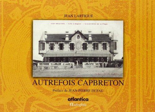 9782843943805: Autrefois Capbreton