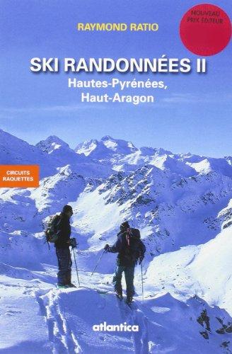 Ski randonnées 2: Hautes-Pyrénées, Haut-Aragon (2843944422) by [???]