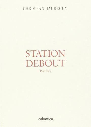 Station debout: Jauréguy, Christian