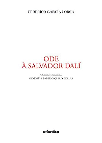 9782843948497: Ode à Salvador Dali (French Edition)