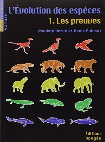Evolution des espèces (L'), t. 01: Hervé, Maxime