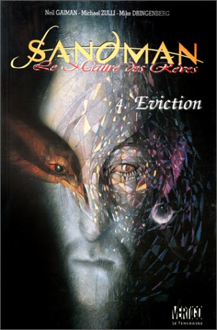 9782843990465: Eviction. Sandman, ma�tre des r�ves, tome 4
