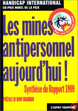 9782844050830: Les Mines antipersonnel aujourd'hui