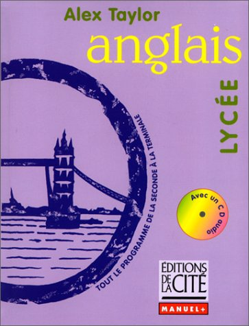 9782844100092: ANGLAIS LYCEE (Ancienne Edition)