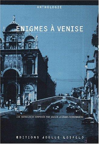 9782844120908: Enigmes à Venise