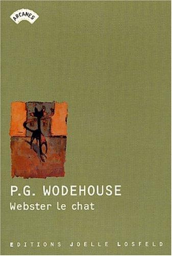 9782844121479: Webster le chat