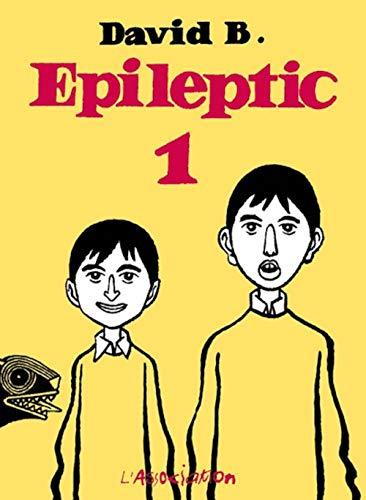 9782844140852: Epileptic 1 : Edition en anglais: Bk. 1