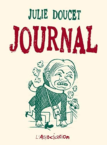 Journal (284414151X) by Julie Doucet