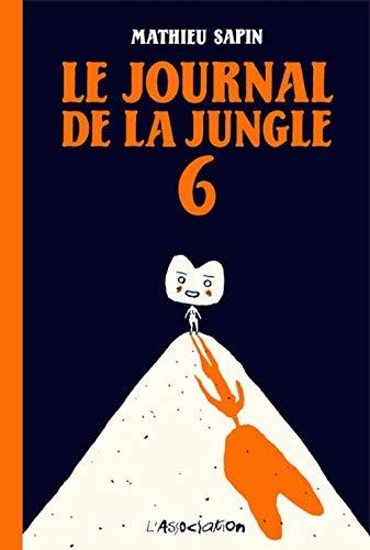 9782844143150: Journal de la jungle 6 (le) (Mimolette)