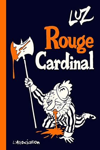 9782844144102: Rouge Cardinal (French Edition)