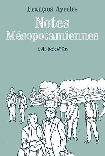 NOTES MESOPOTAMIENNES -NED 2011-: AYROLES FRANCOIS