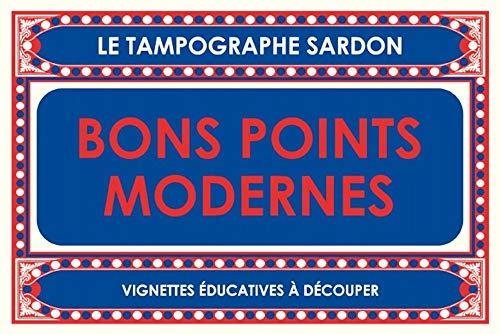 9782844144393: Bons points modernes : Vignettes éducatives à découper