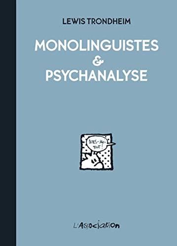 Monolinguistes & psychanalyse: Trondheim, Lewis