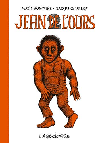 JEAN DE L OURS 2: KONTURE / VELAY