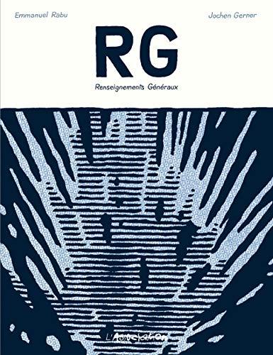 9782844145642: RG : Renseignements Généraux : Lecture chromatique des aventures de Tintin (1929-1976), Hergé