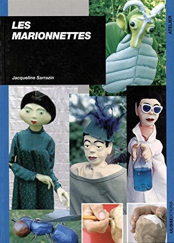 9782844150066: Les marionnettes : Fabrication et jeu