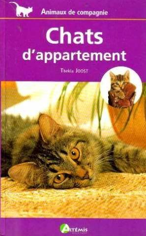9782844160928: Chats d'appartement