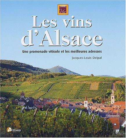 9782844162502: Les vins d'Alsace (Carré Vin)
