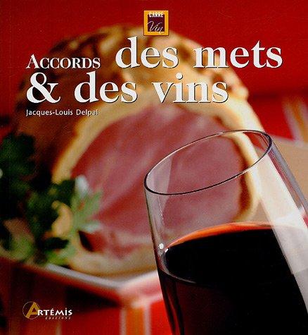 9782844163691: Accords des mets & des vins