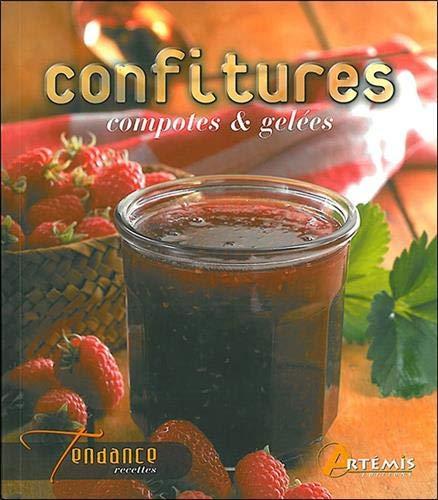 9782844163752: Confitures compotes et gélées (French Edition)