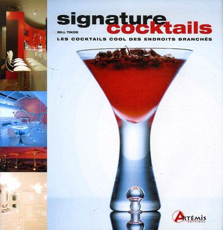 Signature cocktails: Bill Tikos