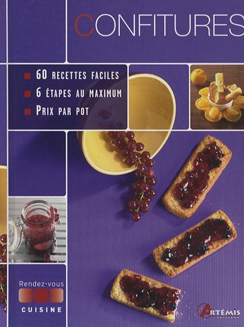 9782844165596: Confitures (French Edition)