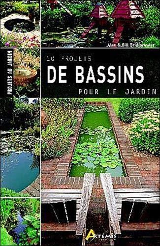 9782844165787: 10 projets de bassins pour le jardin
