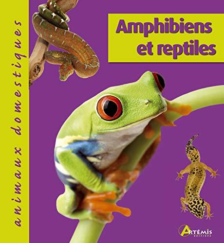 9782844168177: Amphibiens et reptiles