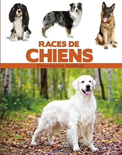 9782844168658: encyclopédie visuelle des races de chiens