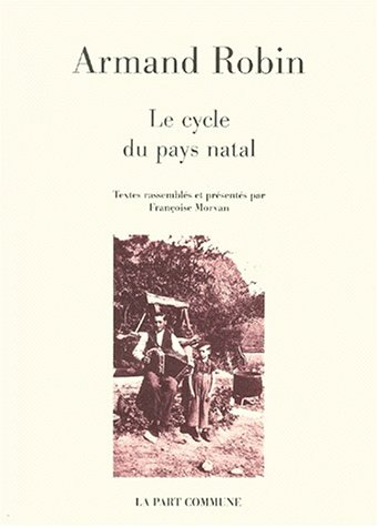 9782844180100: Le Cycle du pays natal